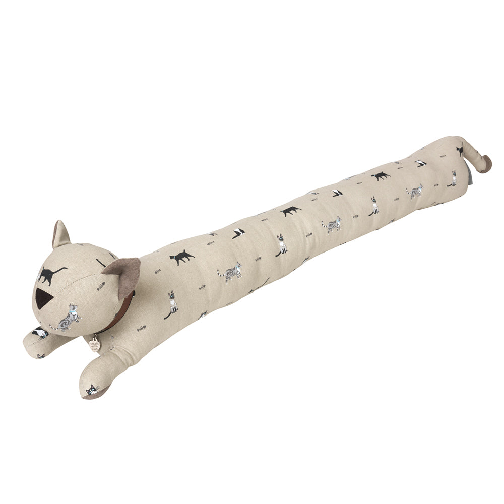 Purrfect Draught Excluder