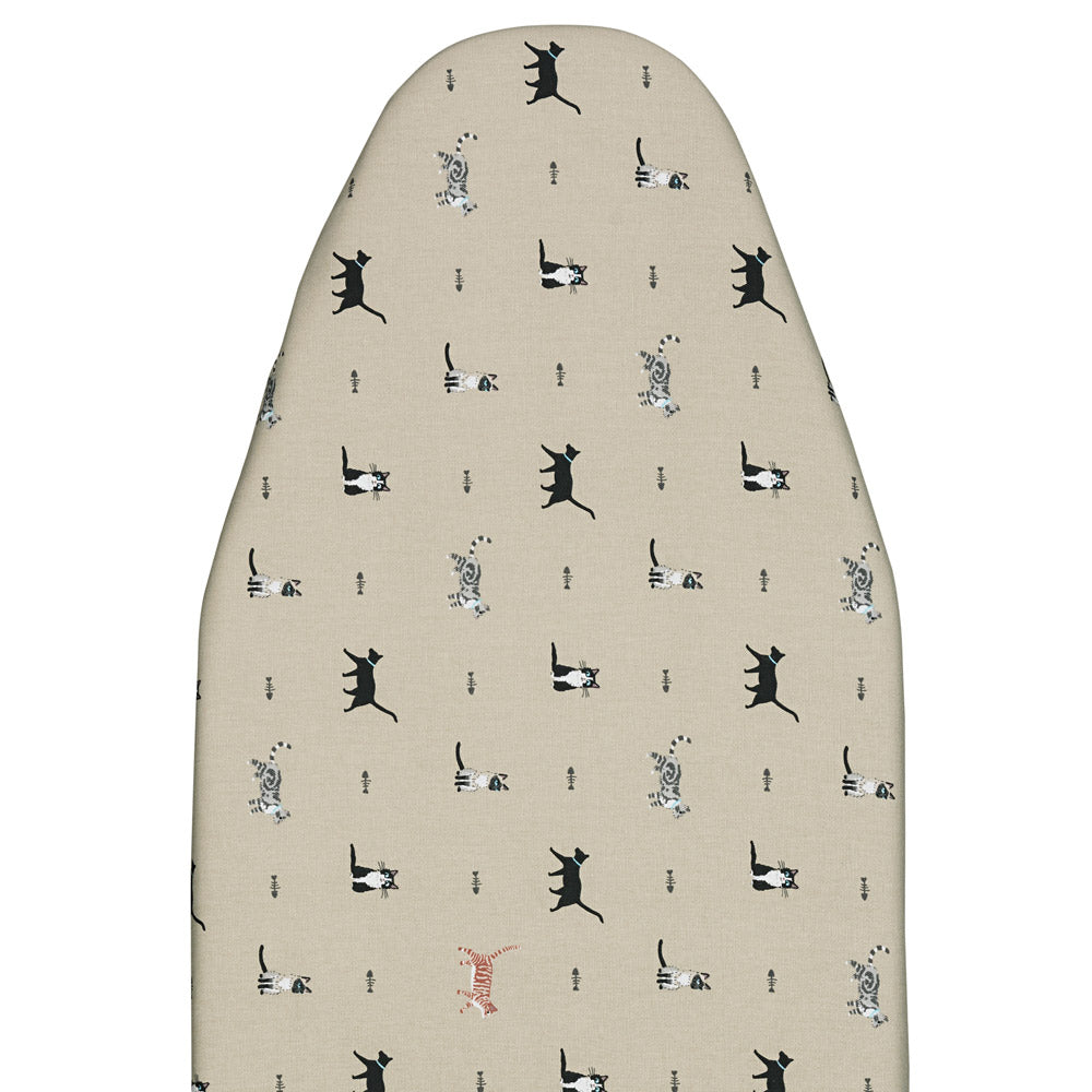 Purrfect Ironing Board Cover