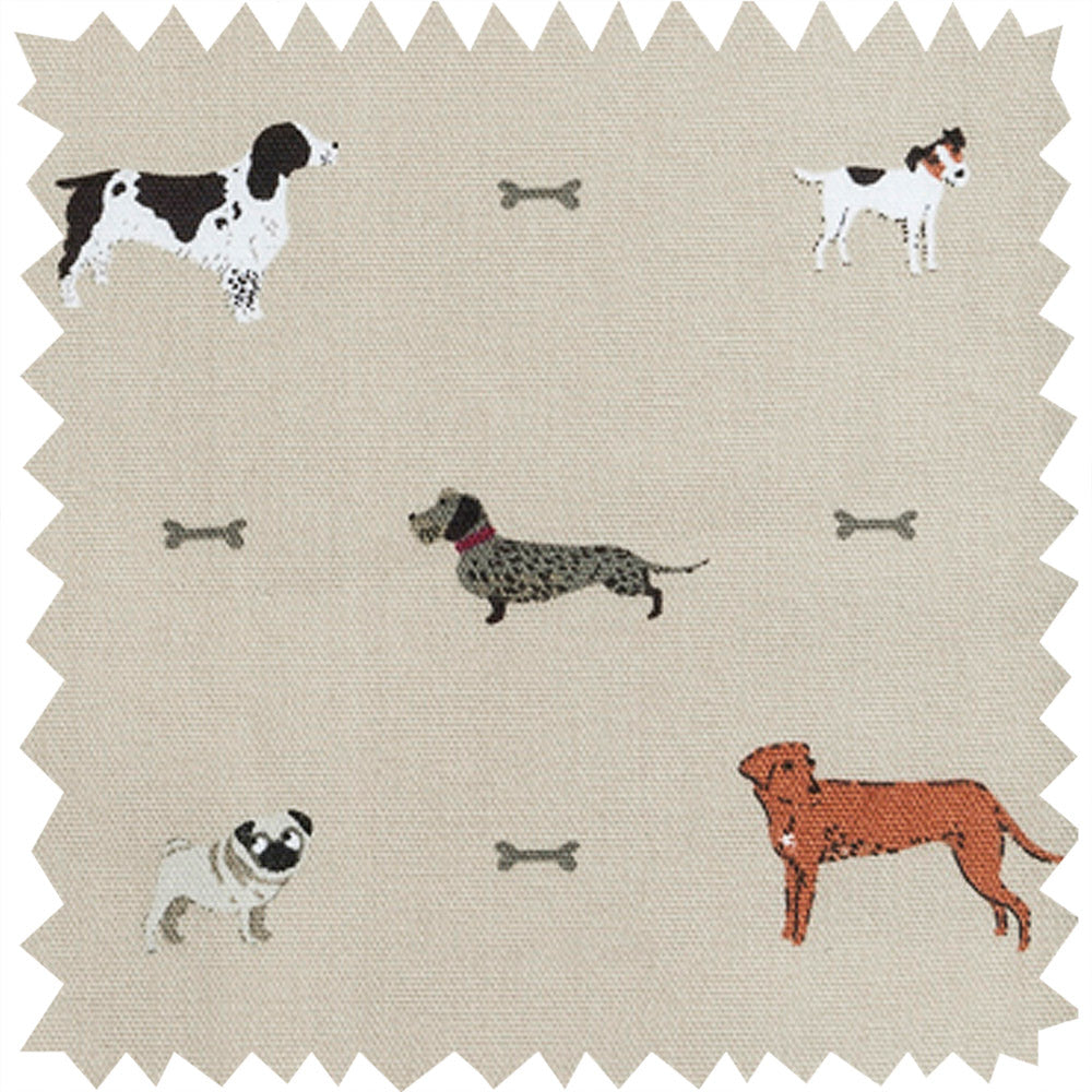 Woof Fabric Sample