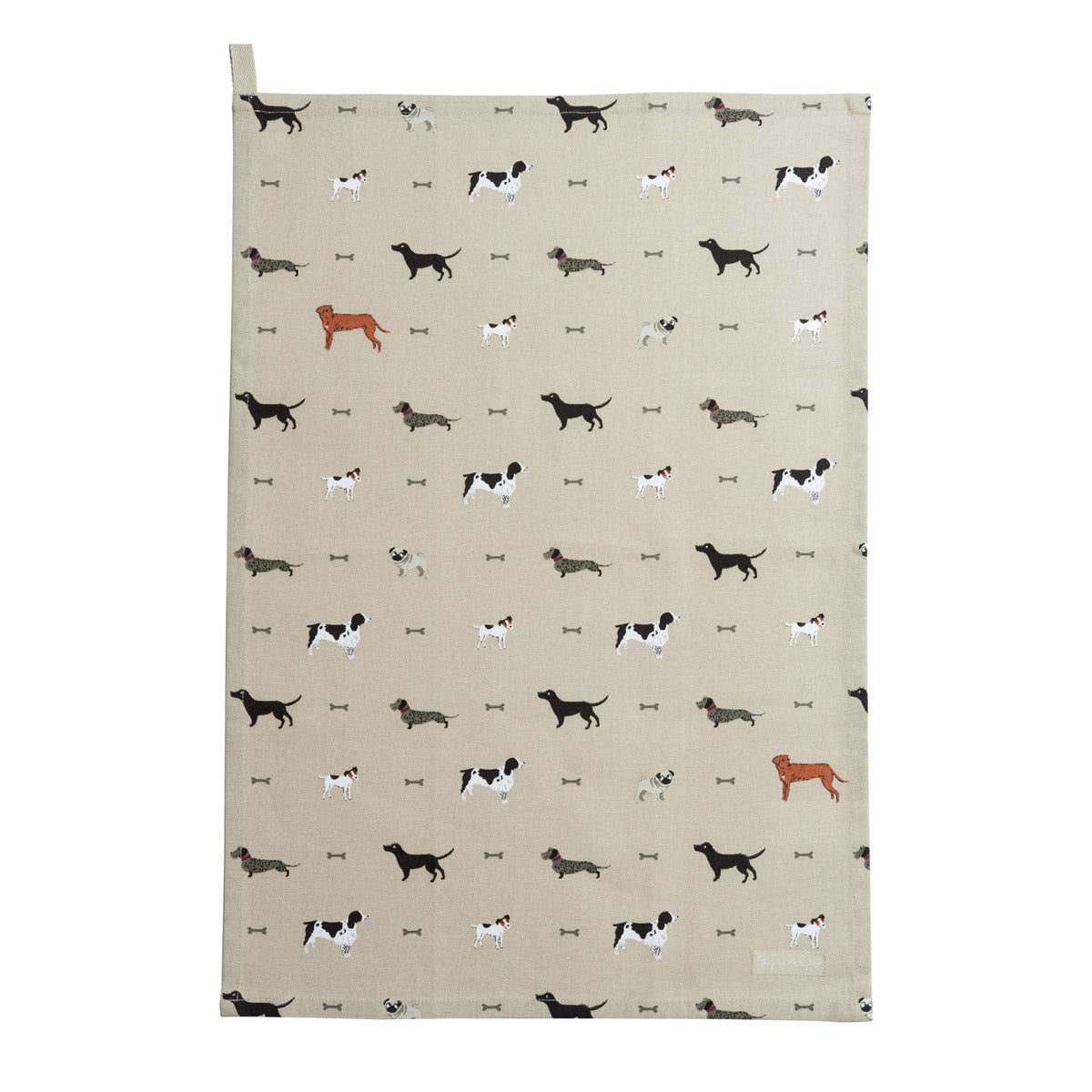 Woof Tea Towel