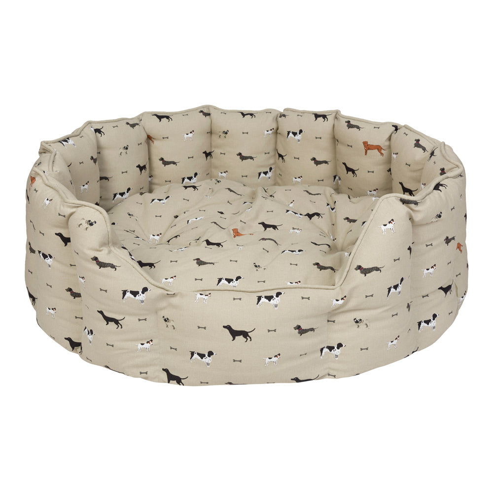 Woof Dog Bed