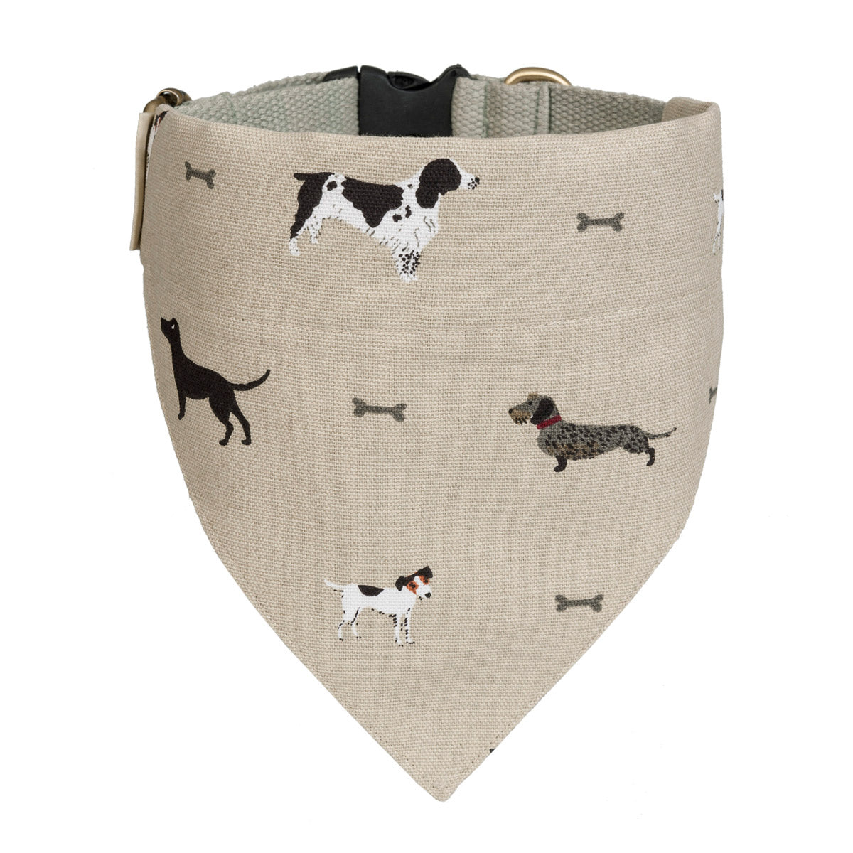 Woof Neckerchief - Large