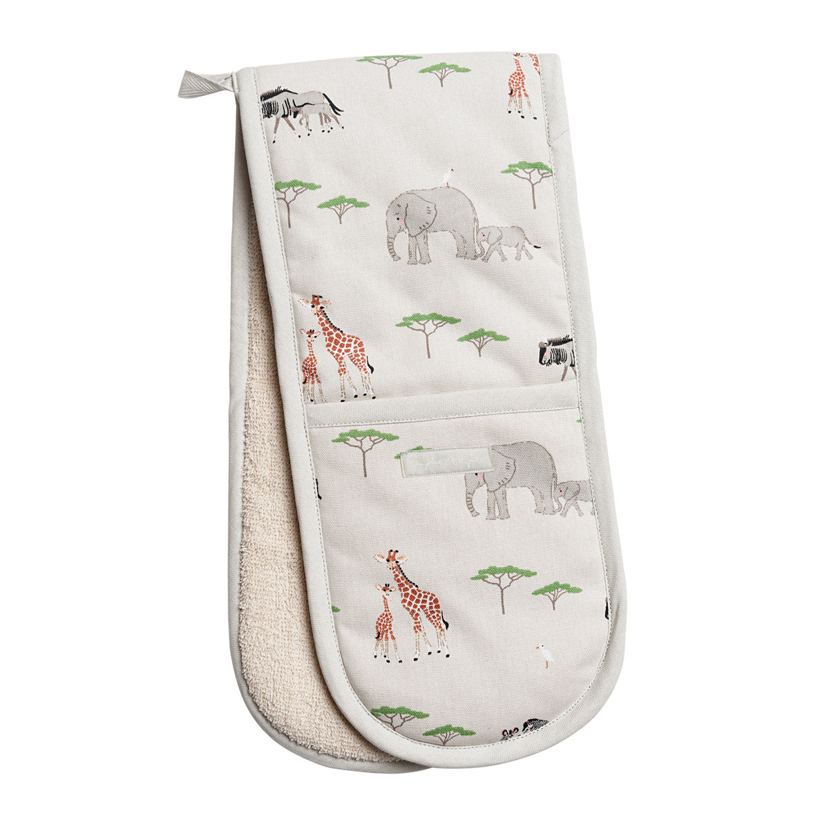 Safari Double Oven Glove