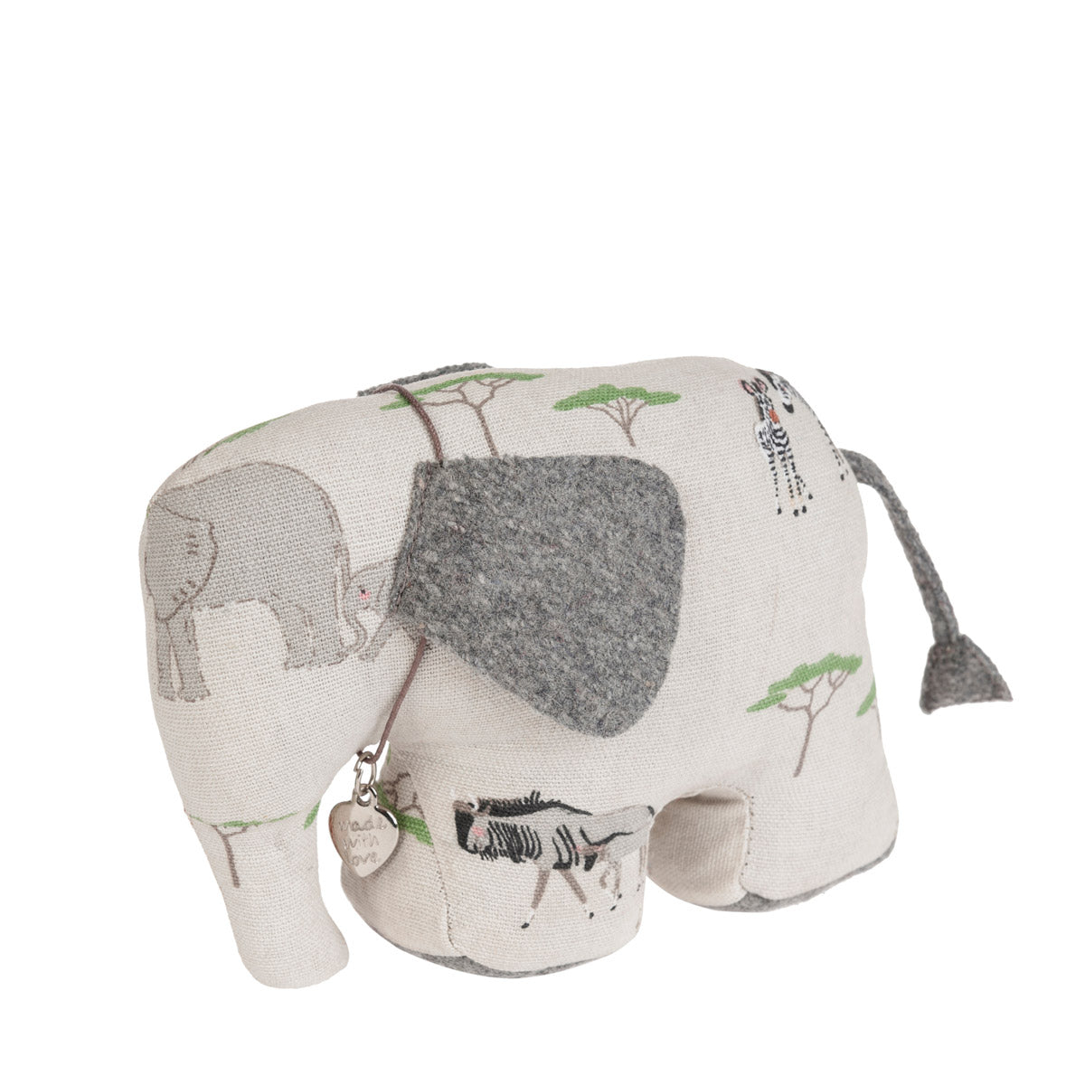 Safari Elephant Desk Buddy Paperweight