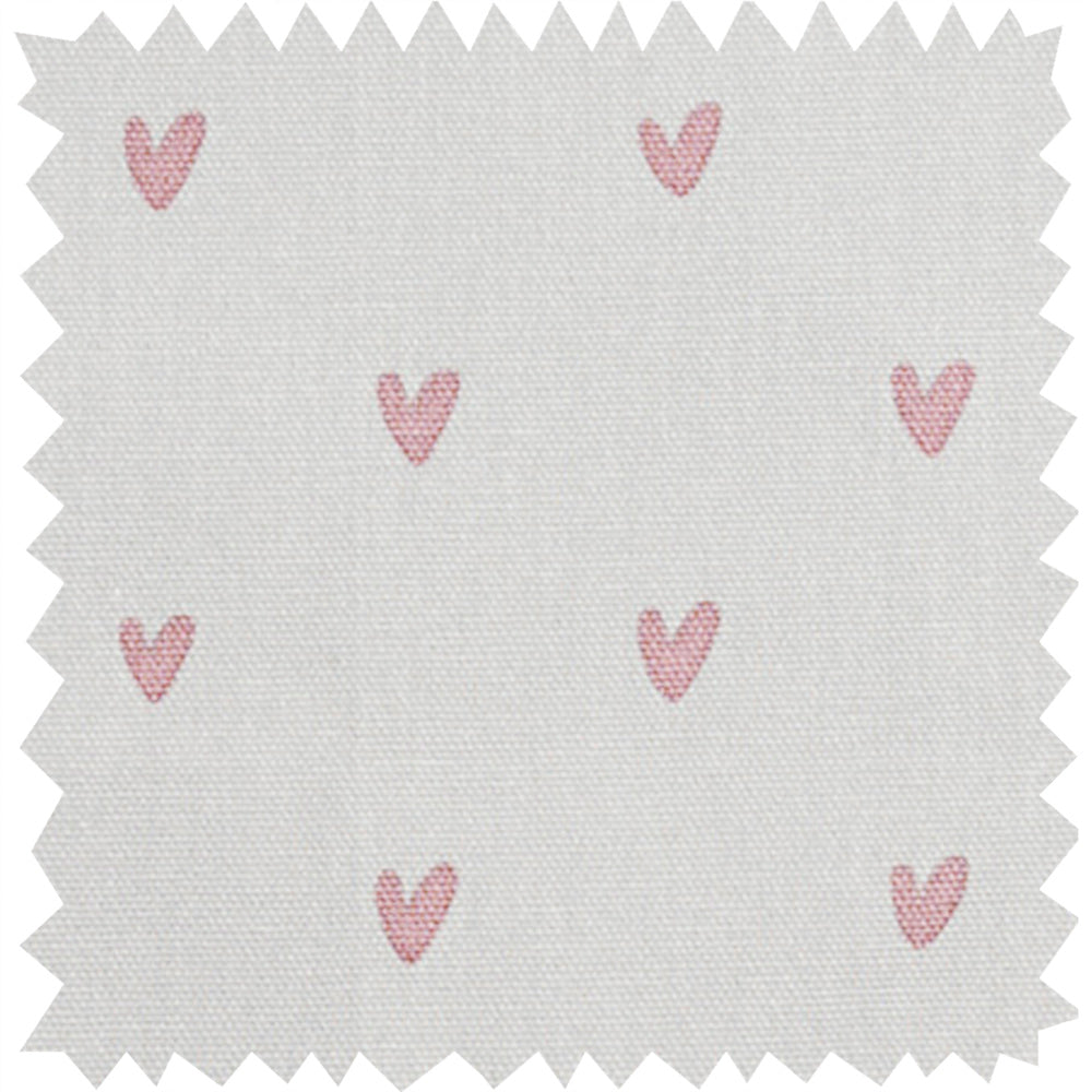 Hearts Fabric by the Metre