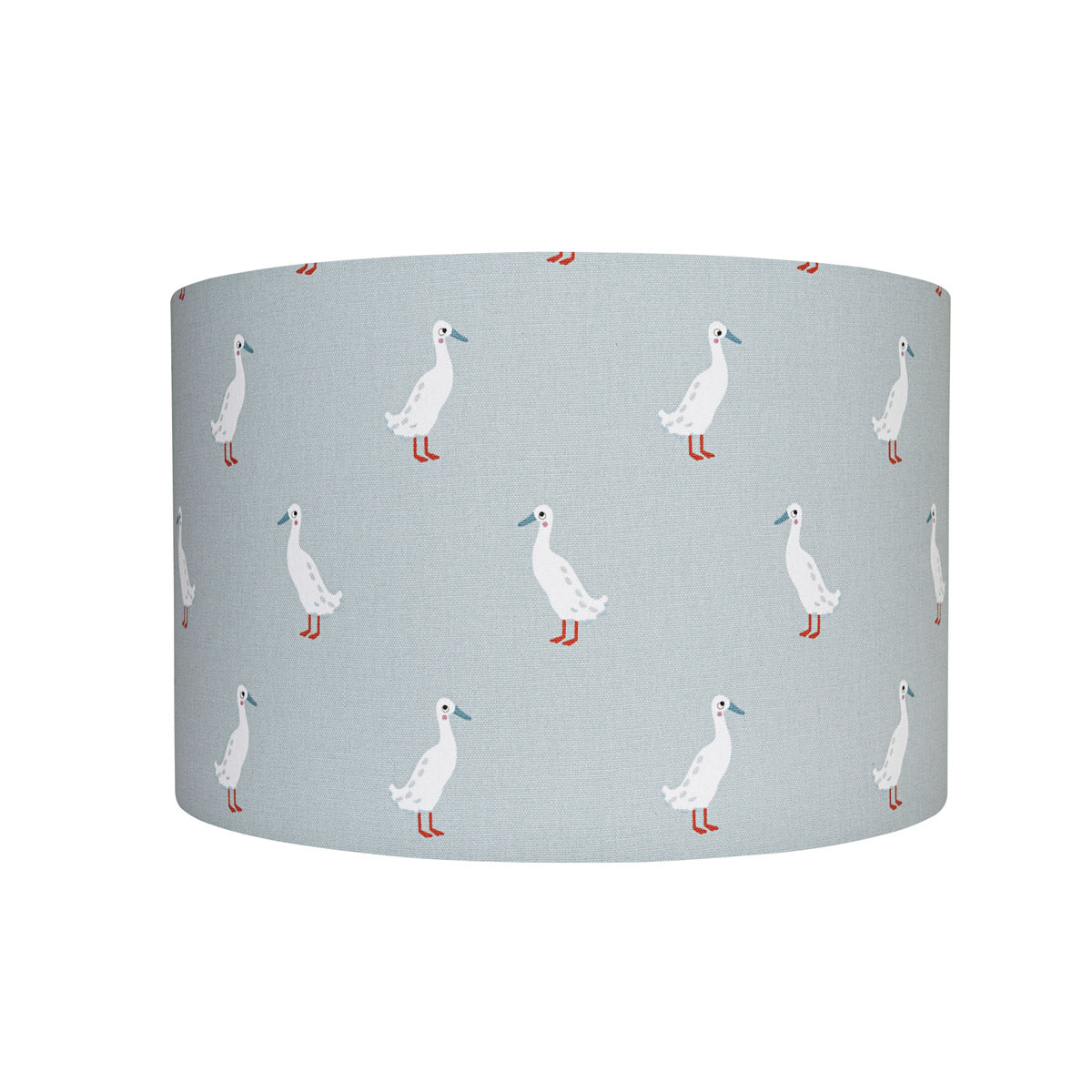 Runner Duck Drum Lampshade