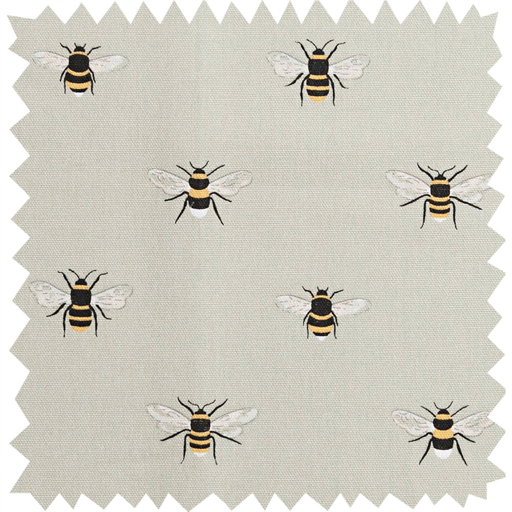 Bees Fabric Sample