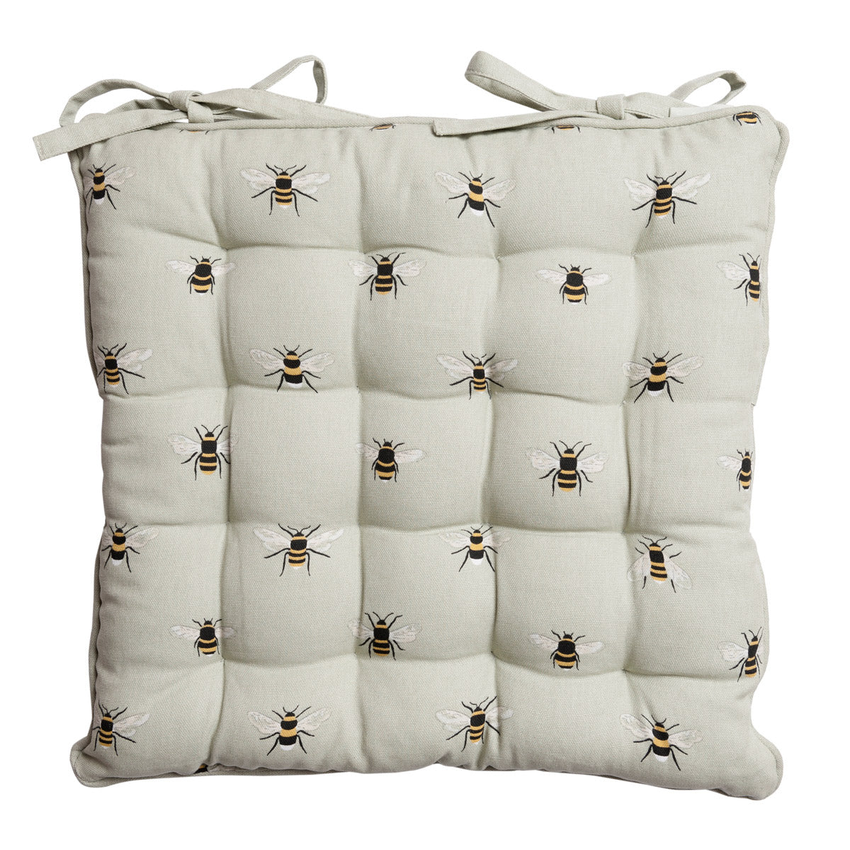 Bees Chair Pad