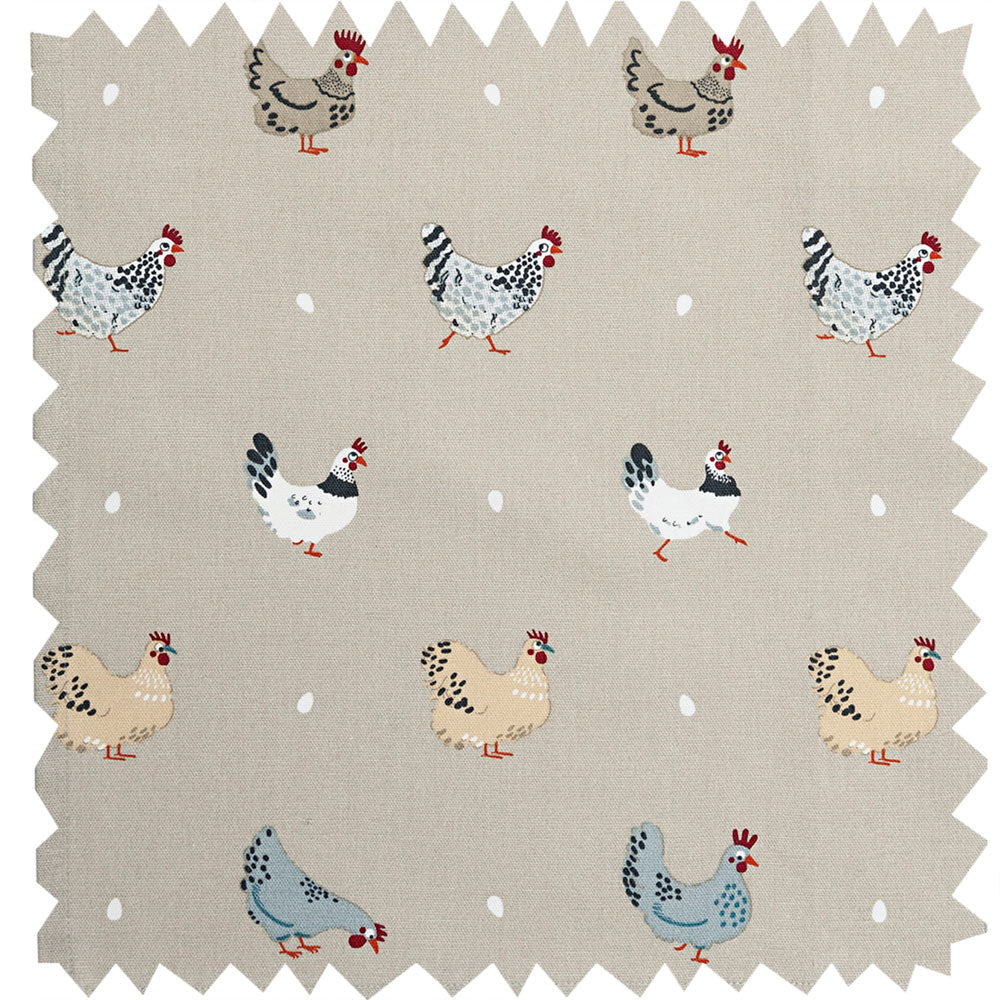 Lay A Little Egg Fabric Sample
