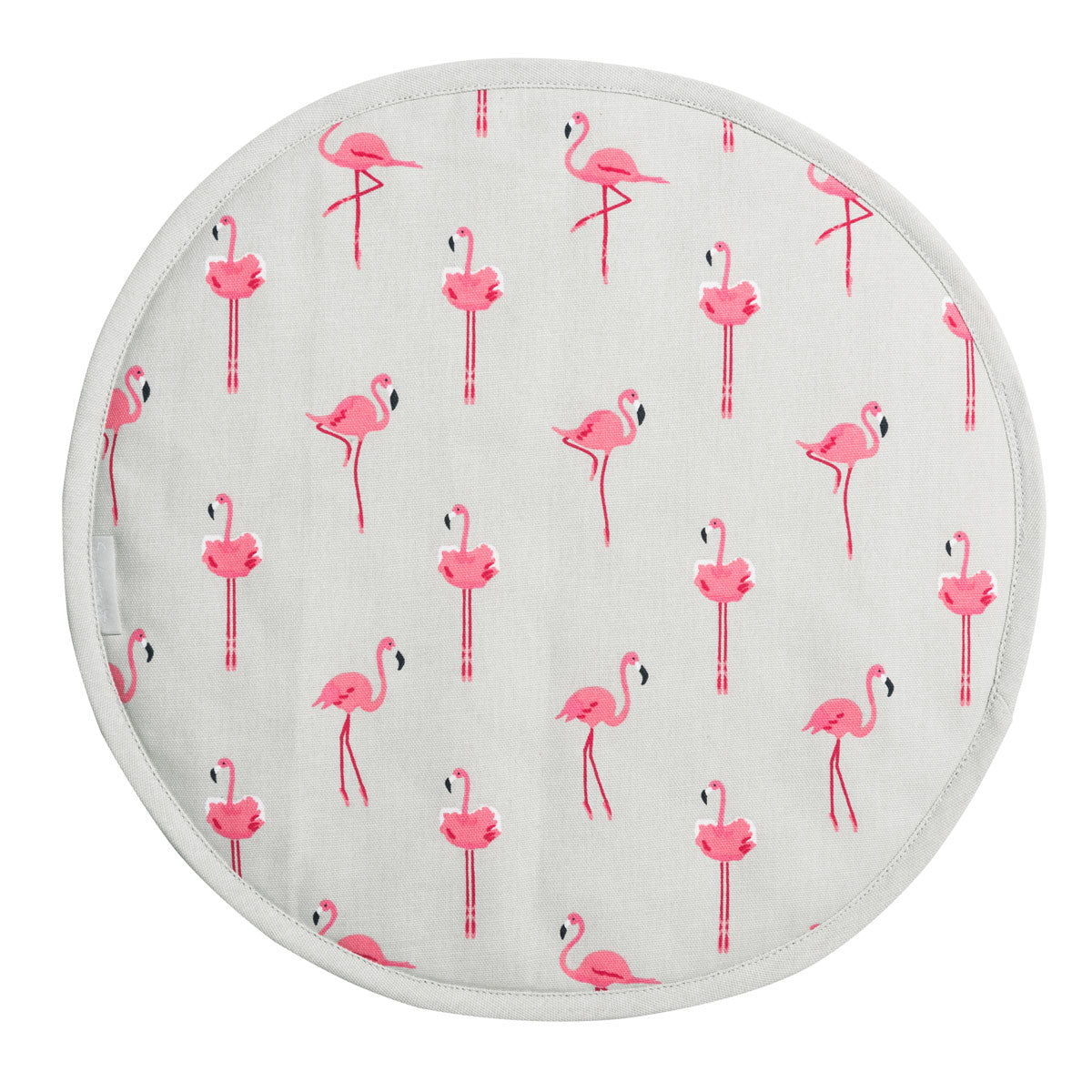 Flamingos Circular Hob Cover