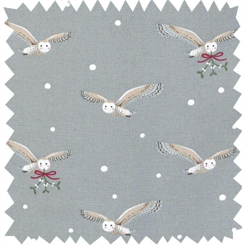 Night Owl Fabric By The Metre