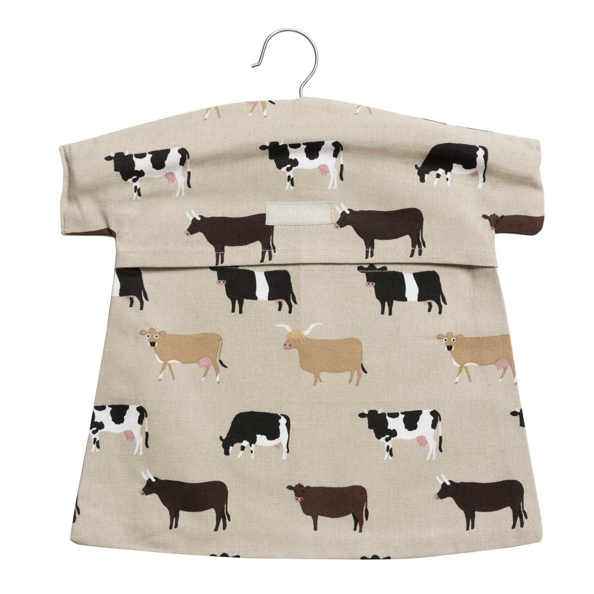 Cows Peg Bag