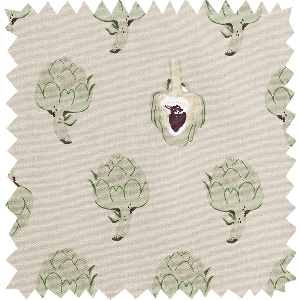 Artichoke Fabric Sample