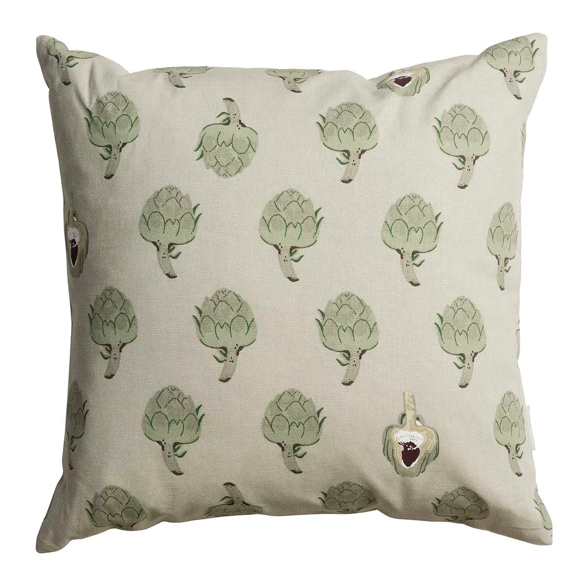 Artichoke Cushion