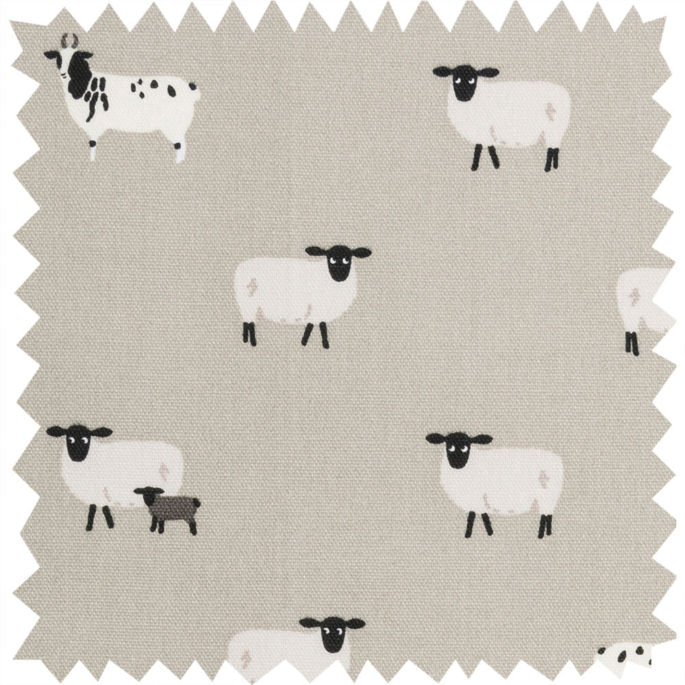 Sheep Fabric Sample