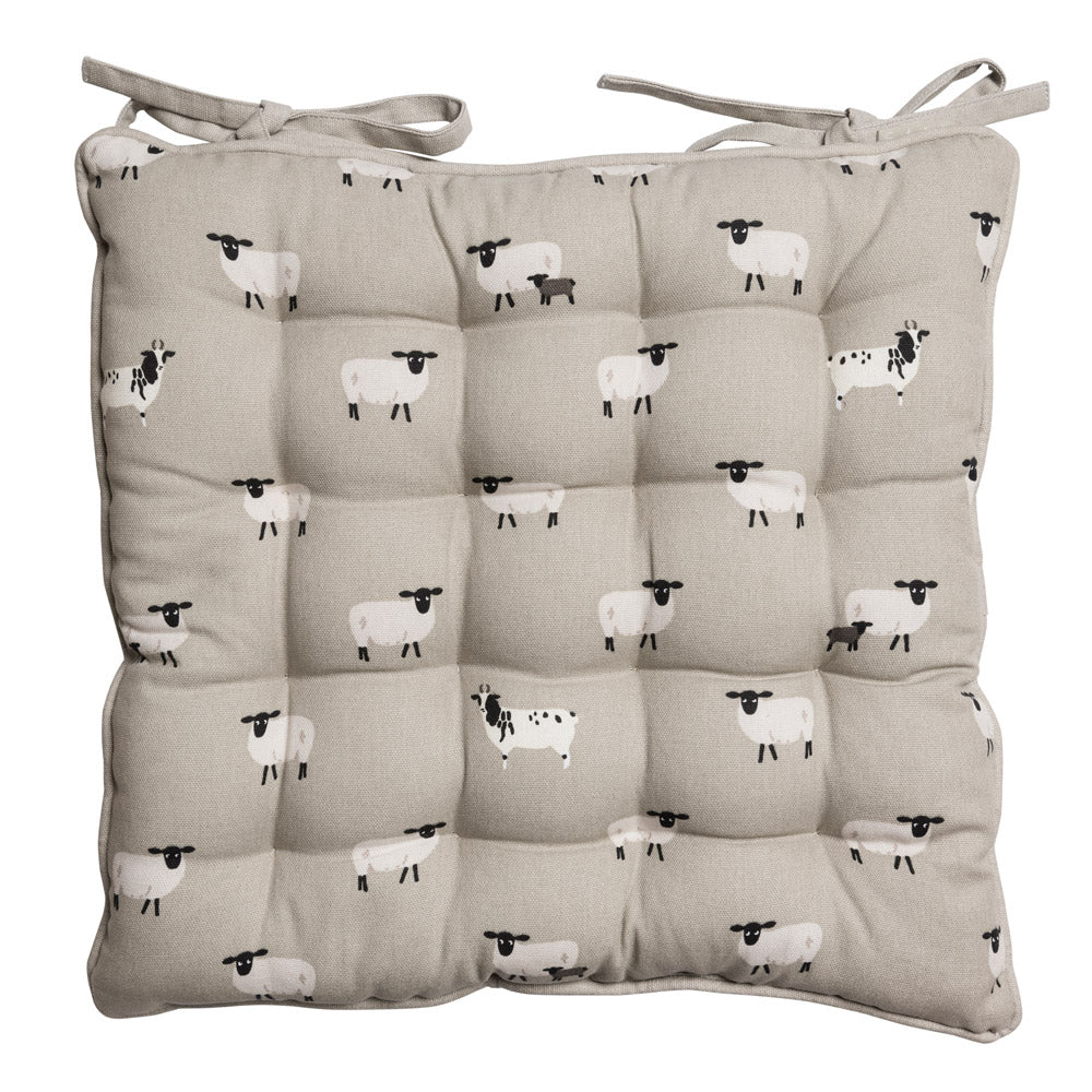 Sheep Chair Pad
