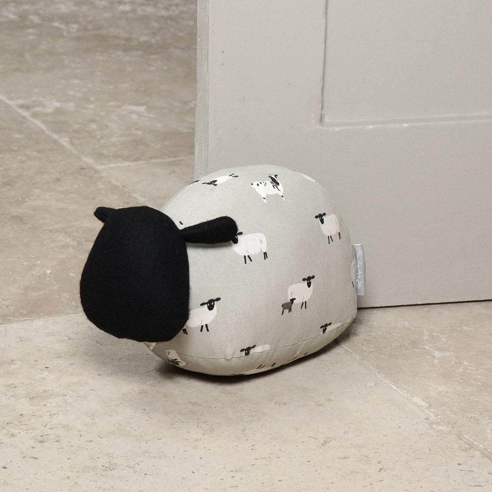 Sheep Doorstop