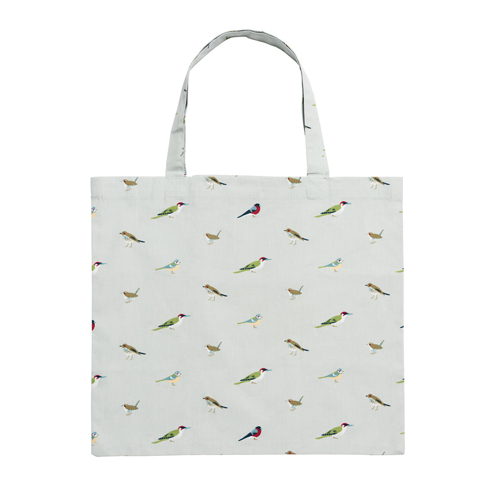 Garden Birds Folding Shopping Bag