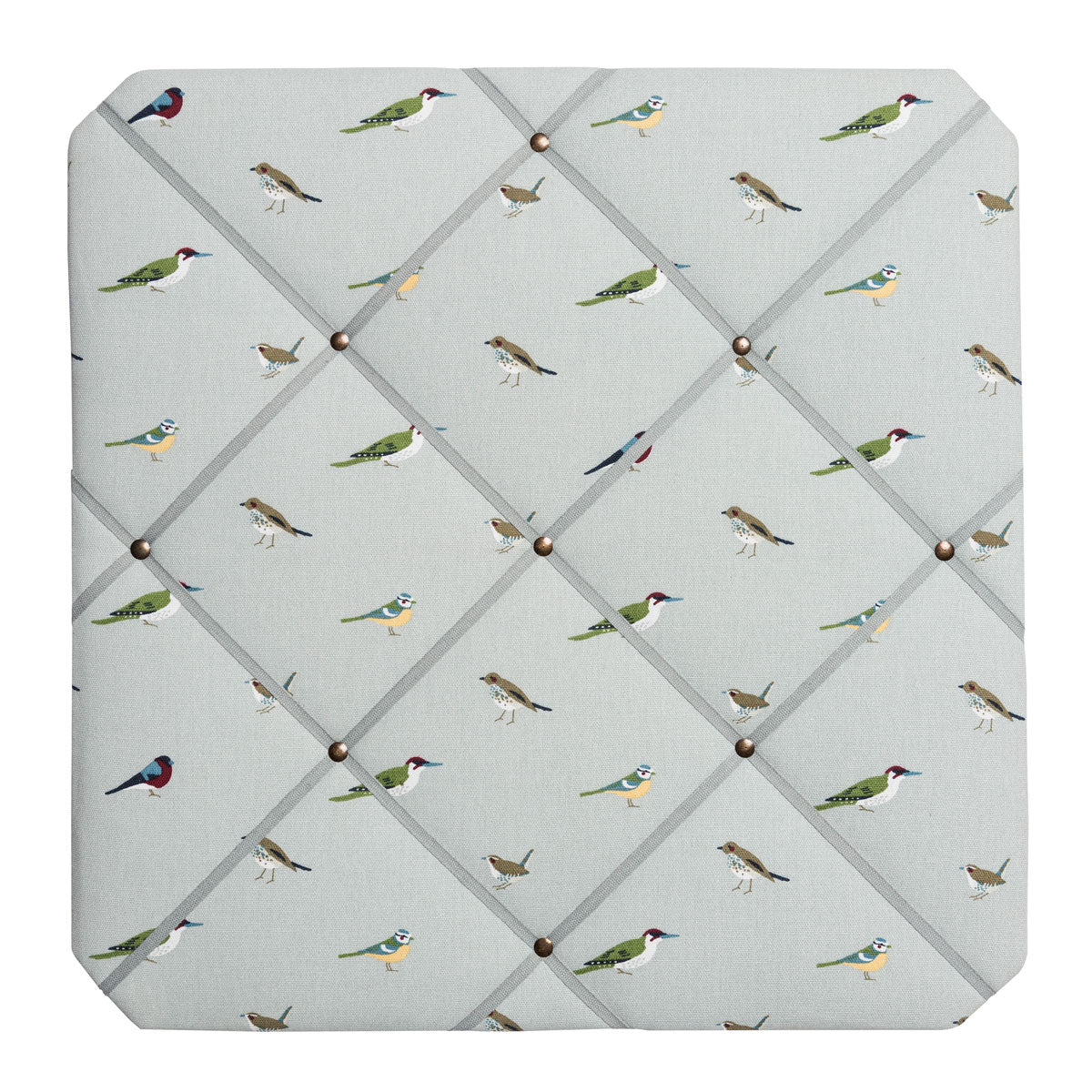 Garden Birds Notice Board
