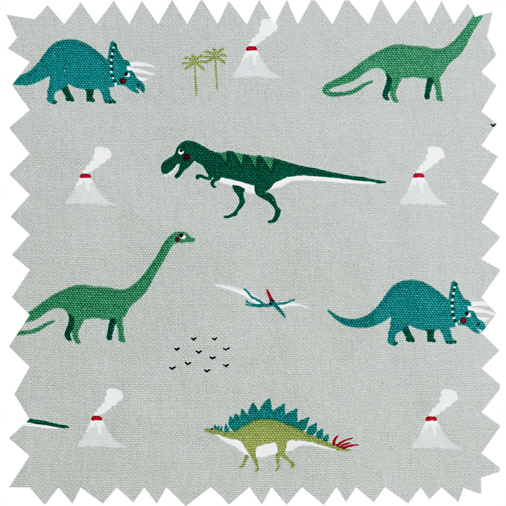Dinosaurs Fabric By The Metre