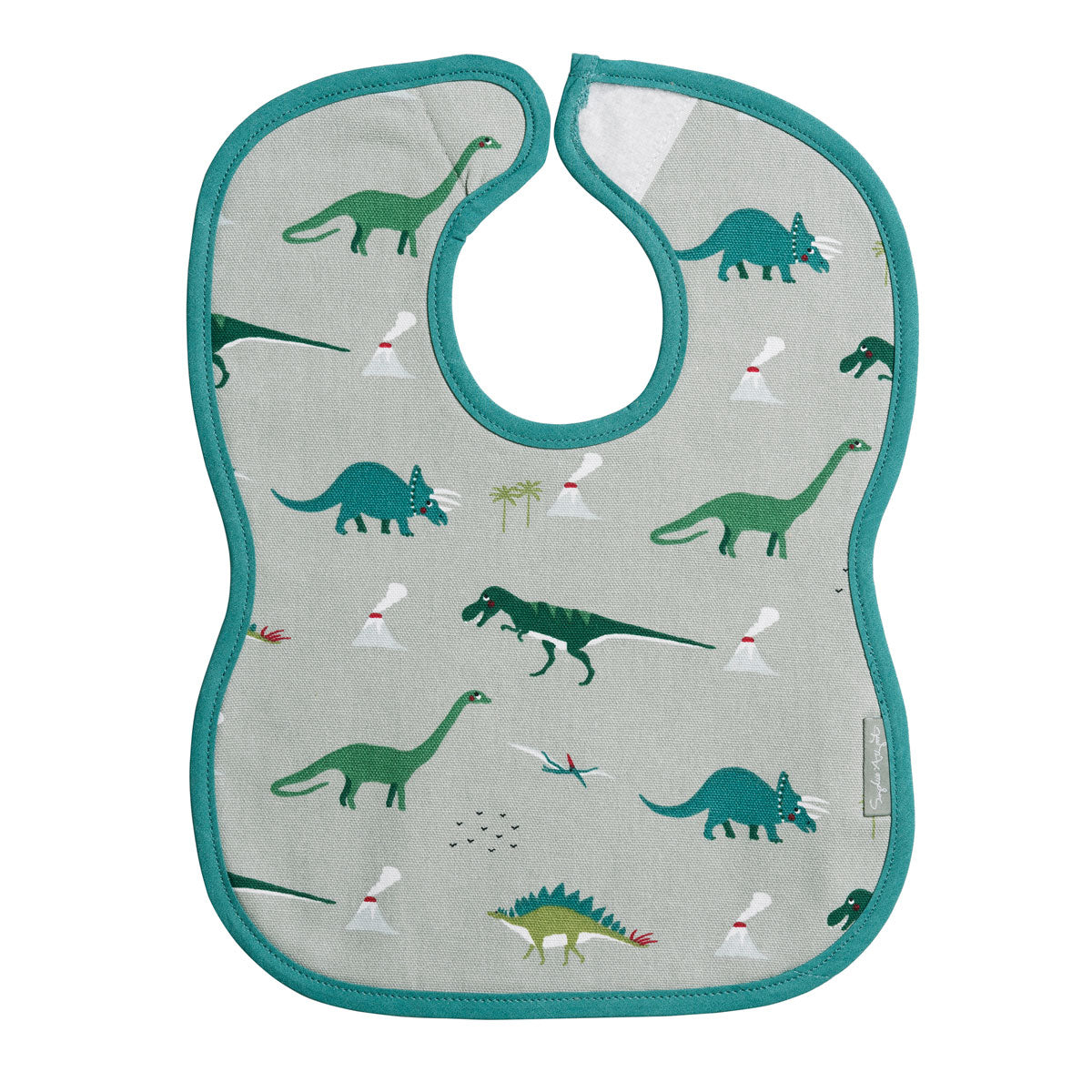 Dinosaurs Child Bib
