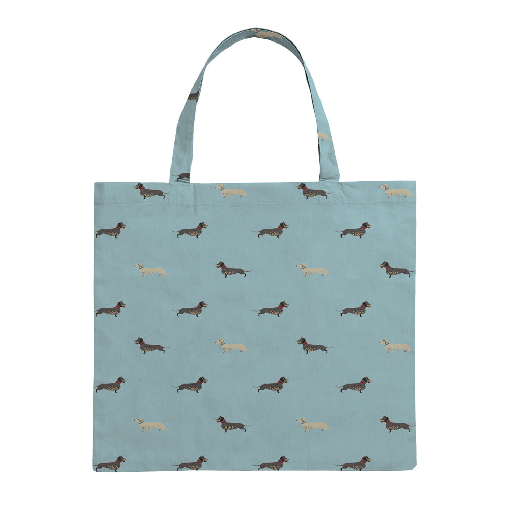 Dachshund Folding Shopping Bag