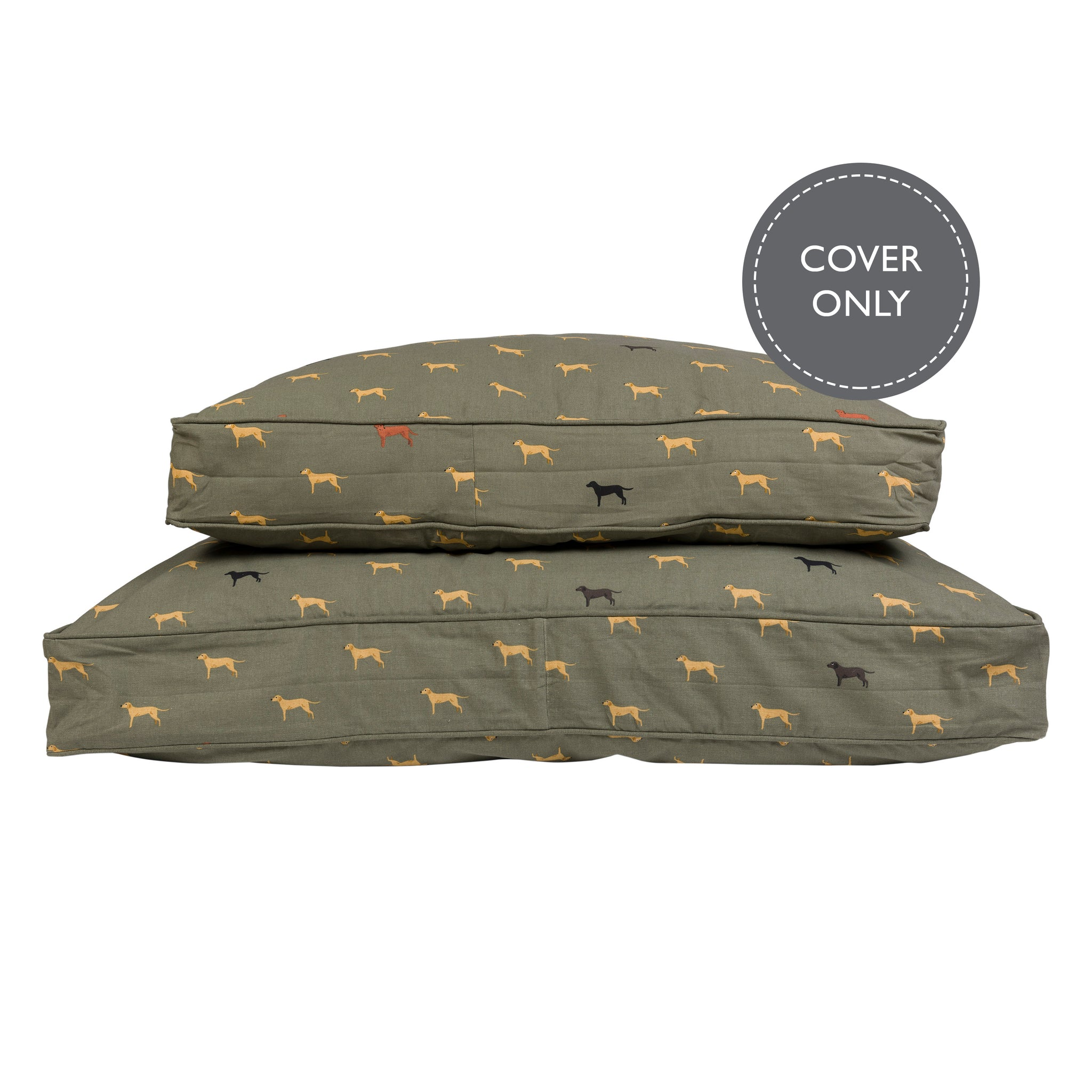 Sophie Allport Fab Labs Dog Mattress Cover