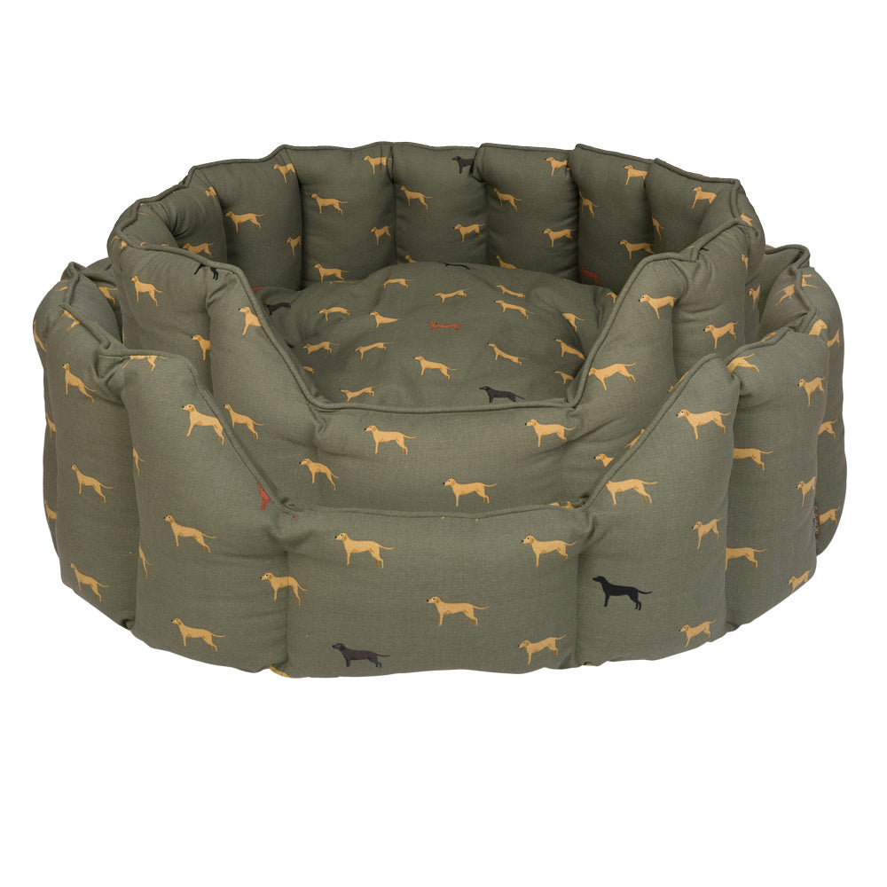Fab Labs Dog Bed