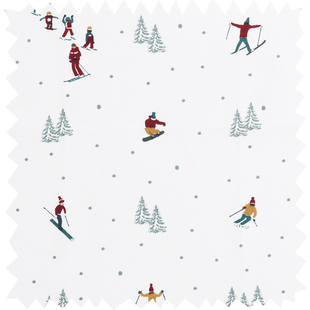 Skiing Fabric by the Metre
