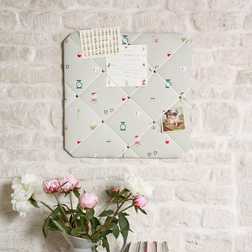 Baking Notice Board