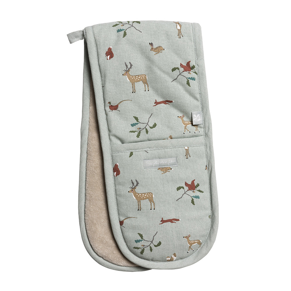 Woodland Double Oven Glove