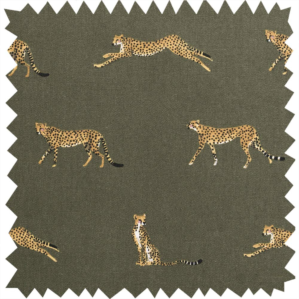 Cheetah Fabric By The Metre