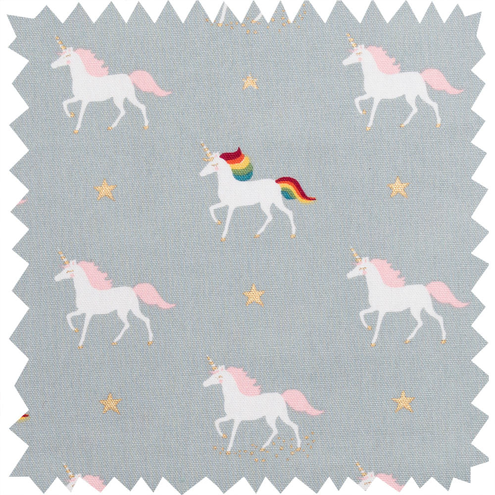 Unicorn Fabric Sample
