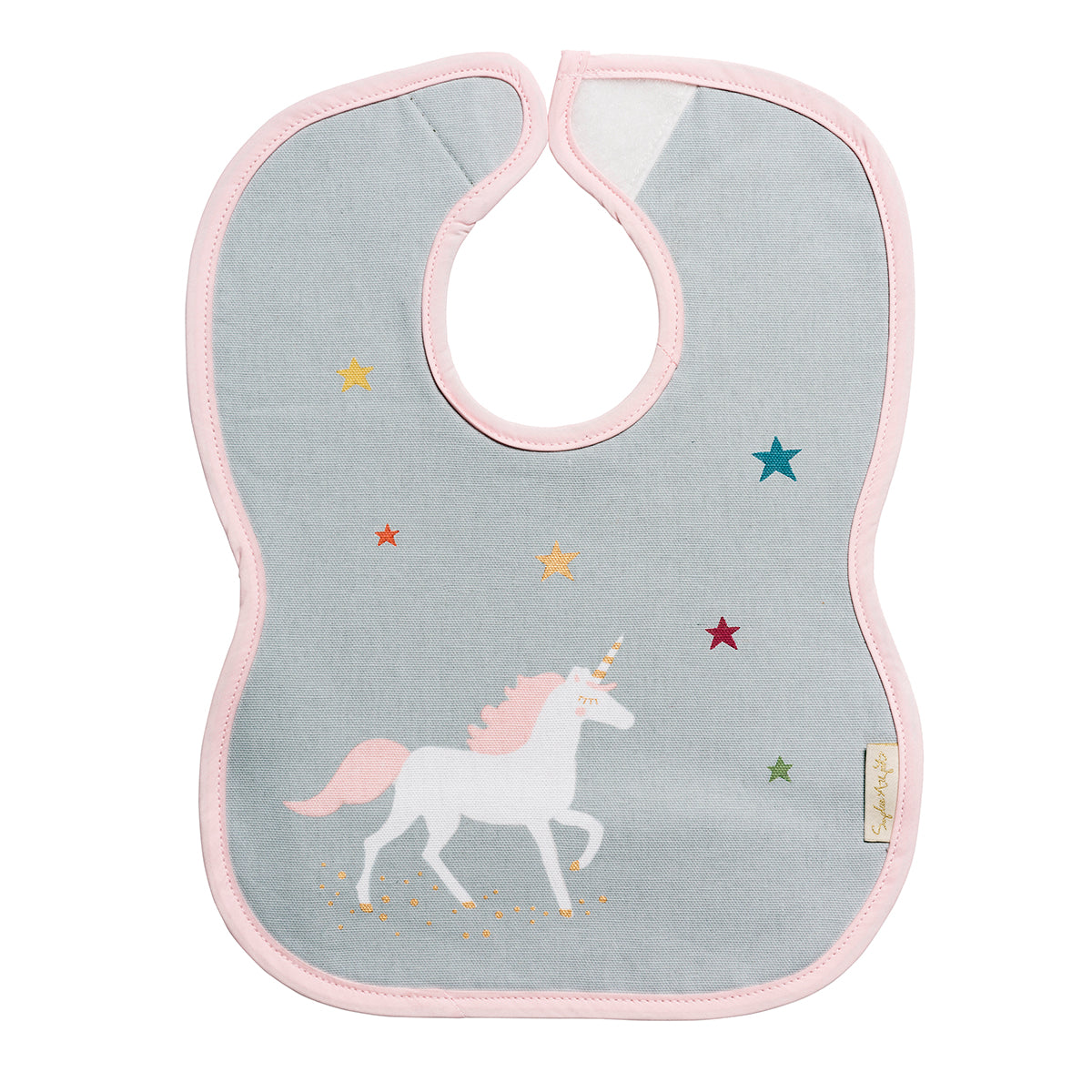 Unicorn Bibs (Set of 2)