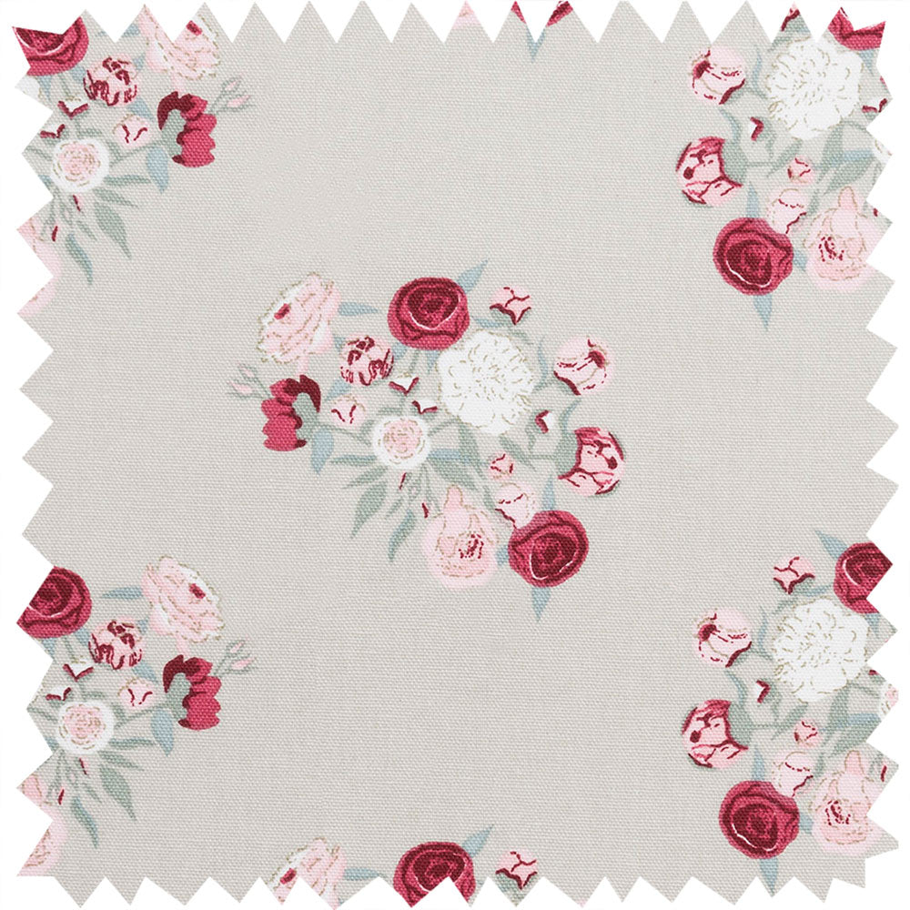 Peony Fabric By the Metre