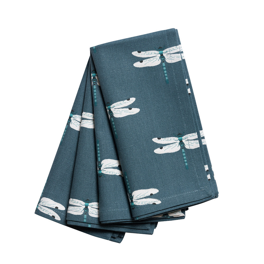 Dragonfly Napkins (Set of 4)