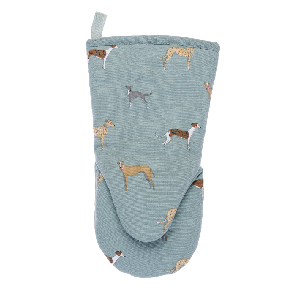Speedy Dogs Oven Mitt