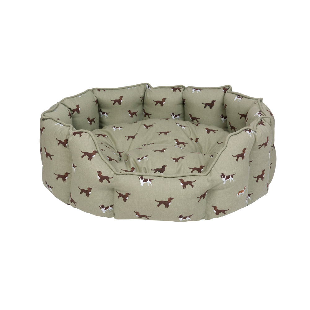 Spaniels Dog Bed