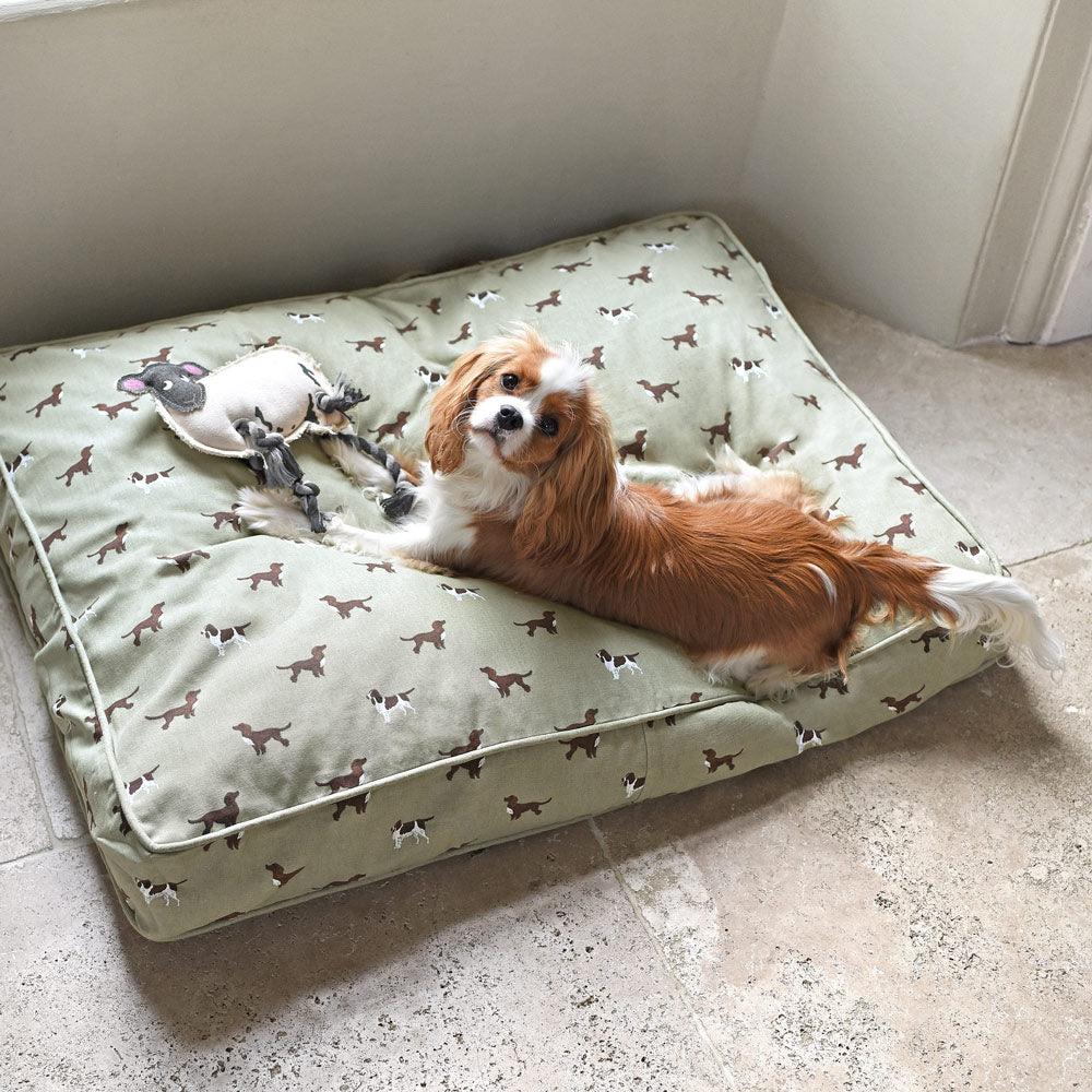 Spaniels Pet Bed Mattress