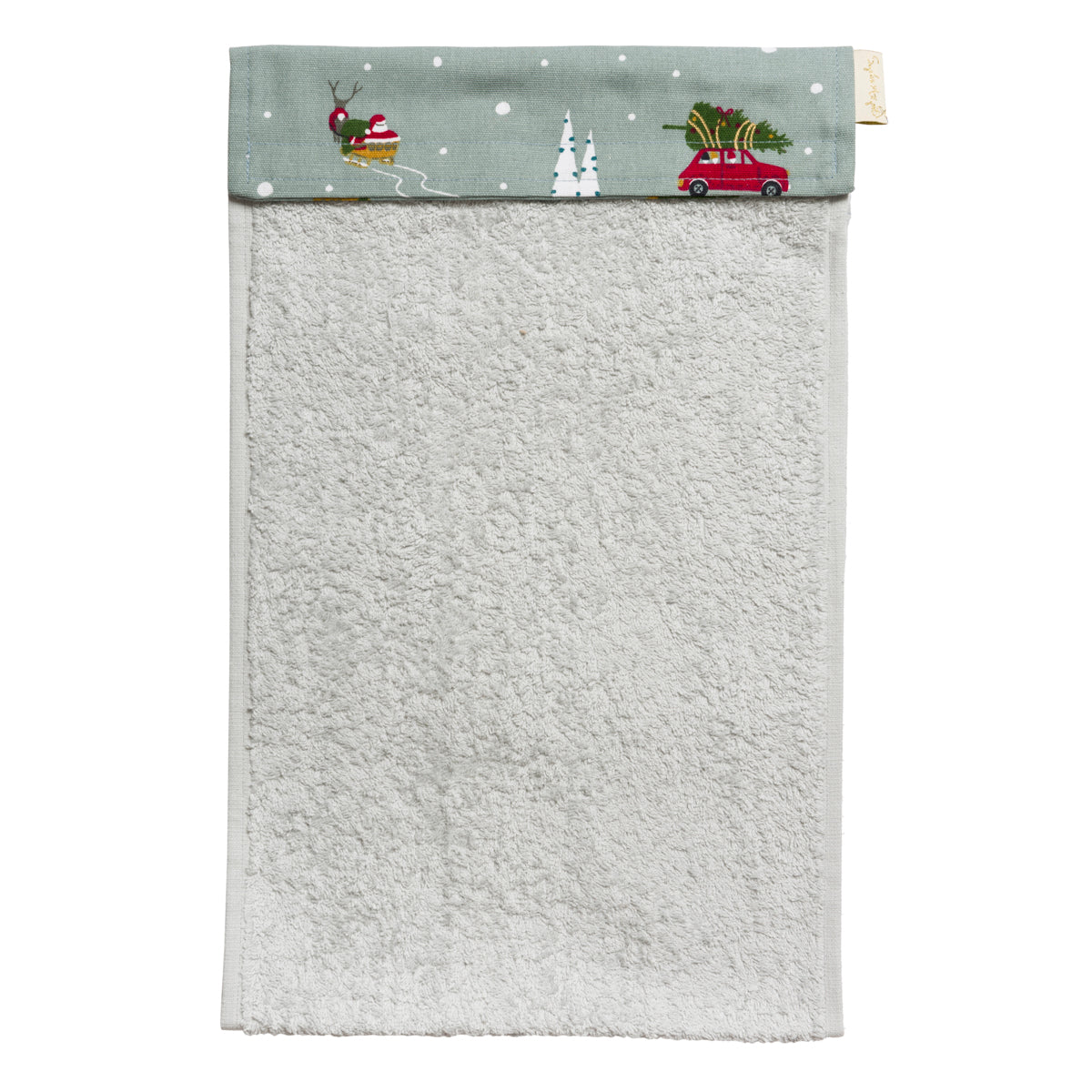 Home for Christmas Roller Hand Towel