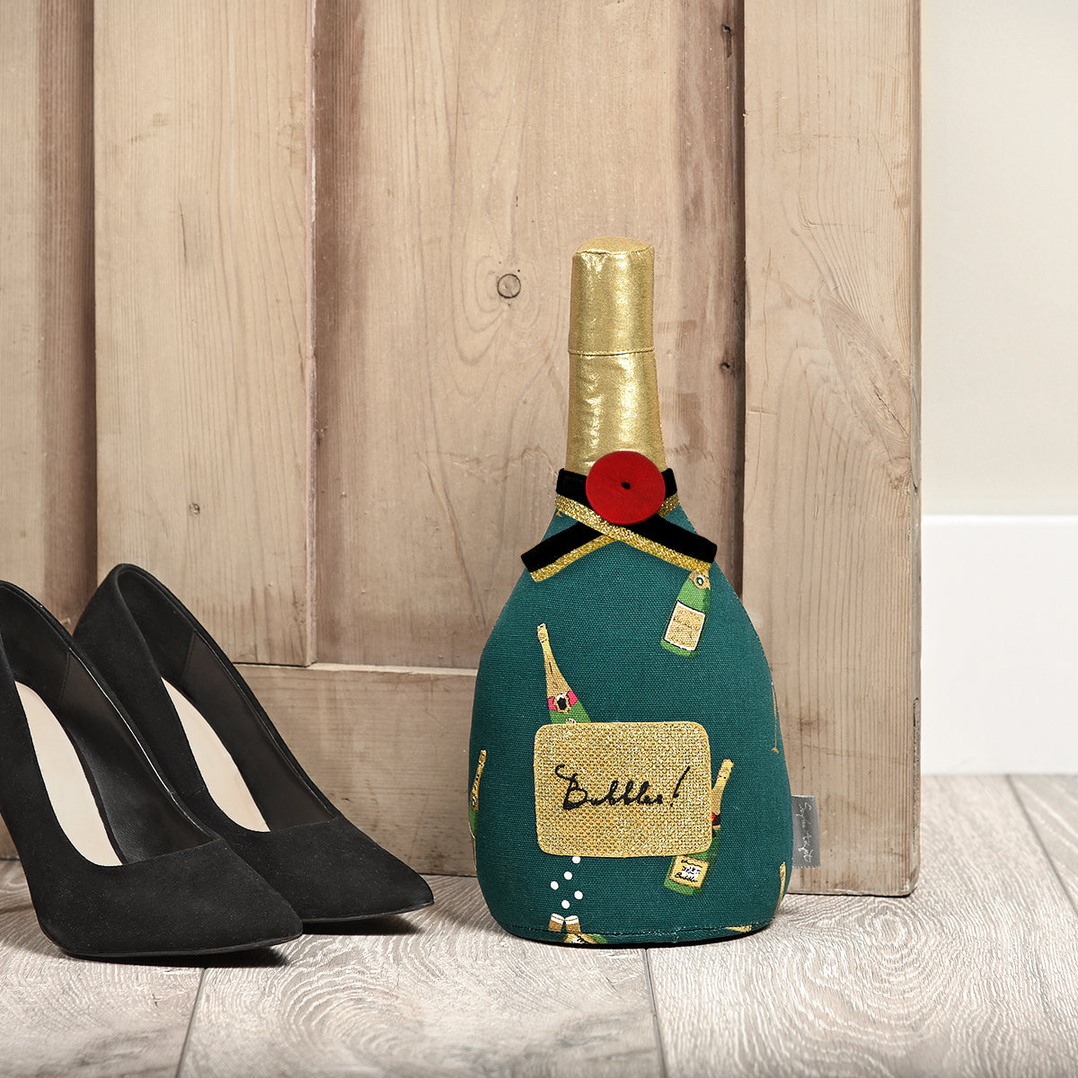Bubbles & Fizz Door Stop