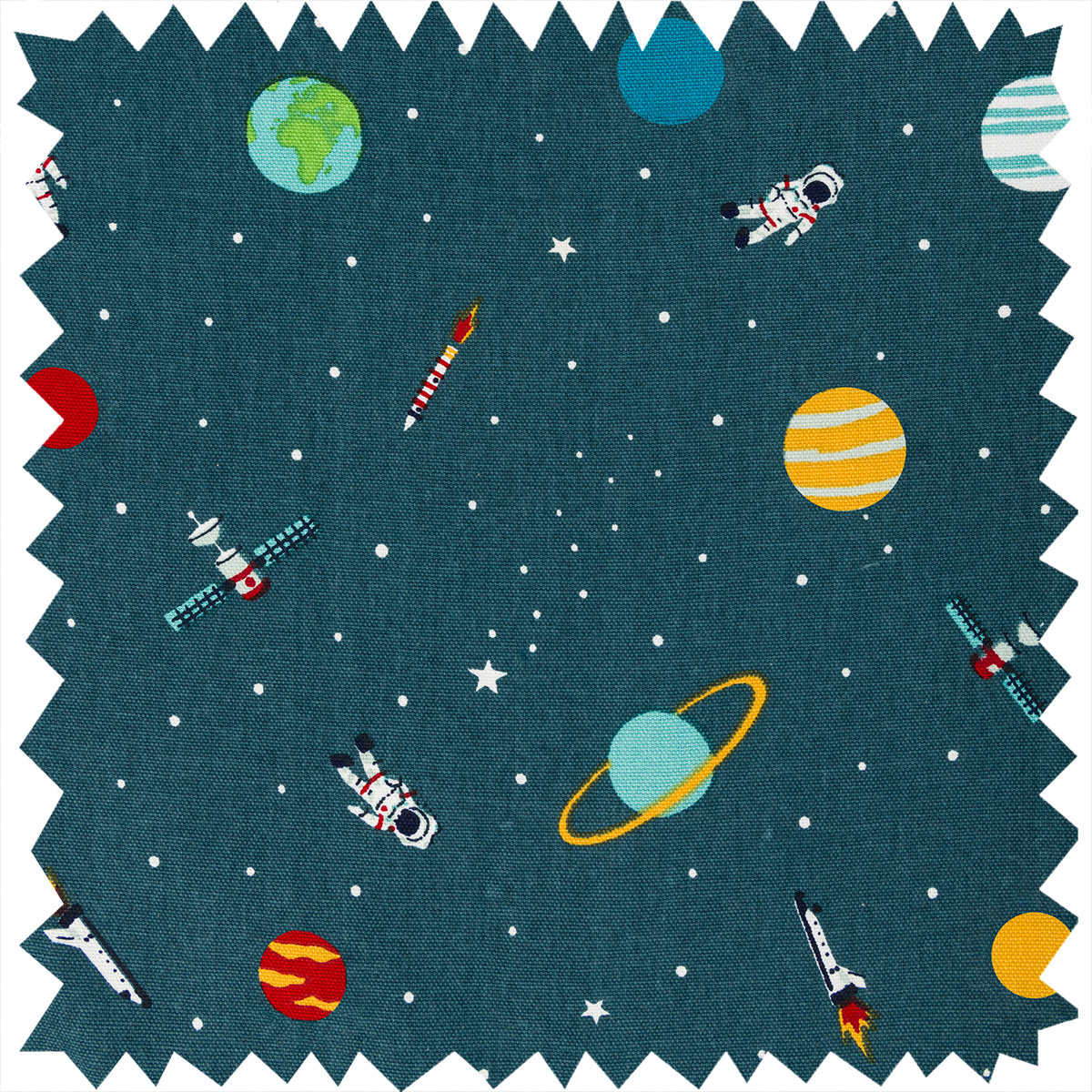 Space Fabric by the Metre
