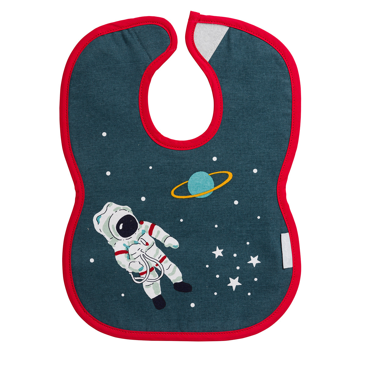 Space Bibs (Set of 2)