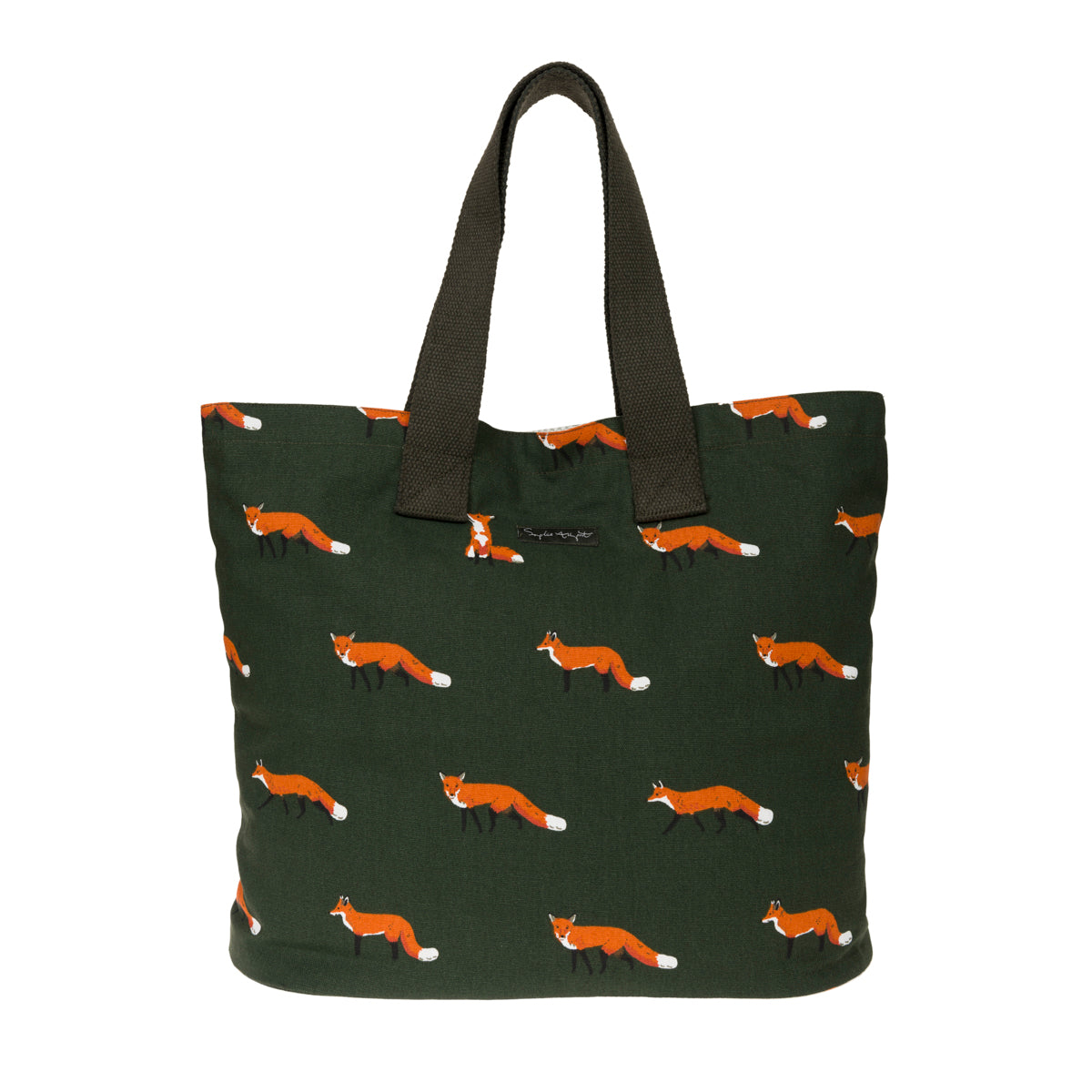 Foxes Everyday Bag