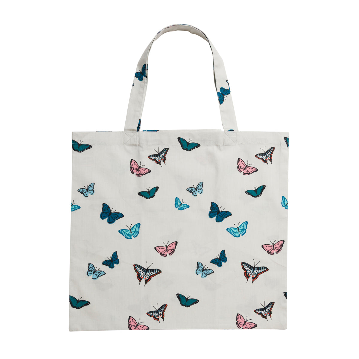 Sophie Allport Butterflies Folding Shopper Bag