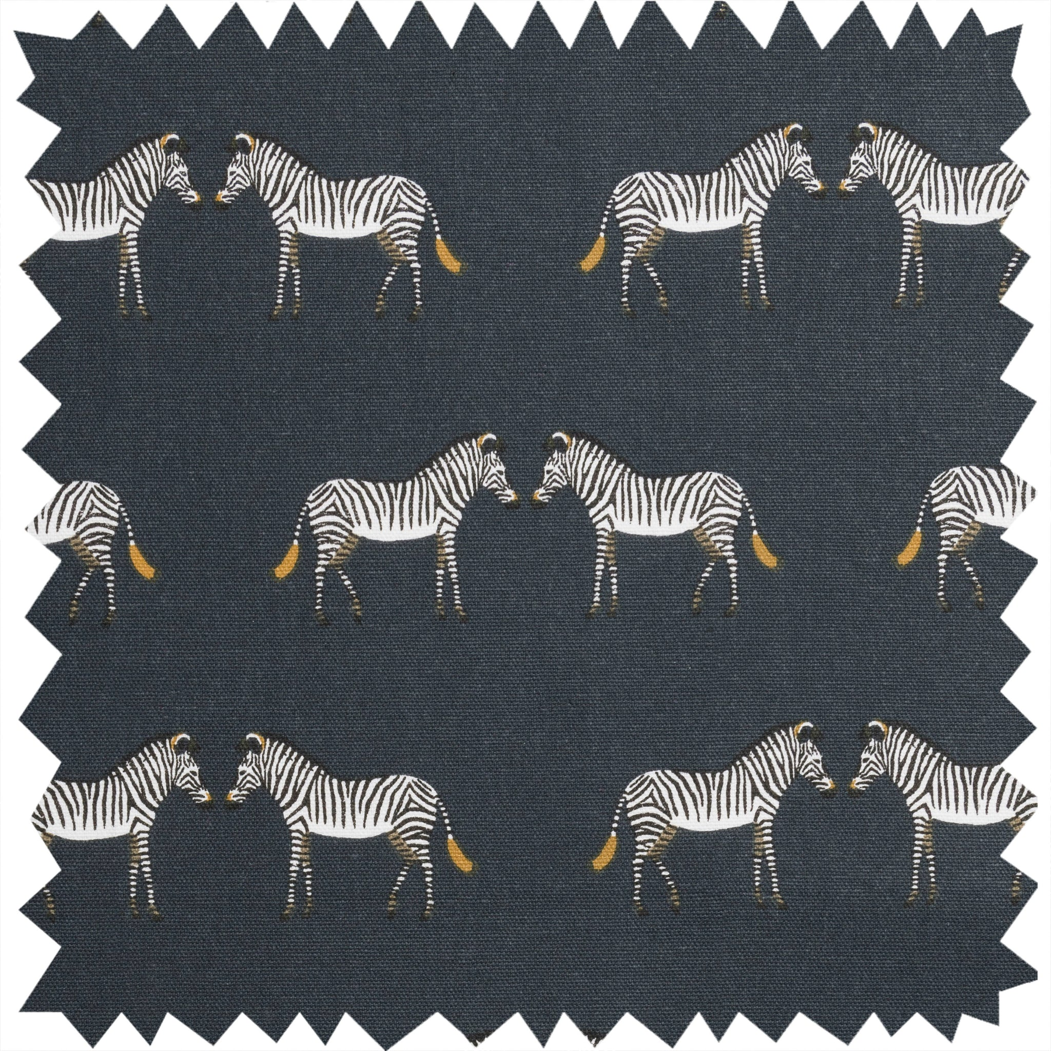 Zebra Fabric by the Metre