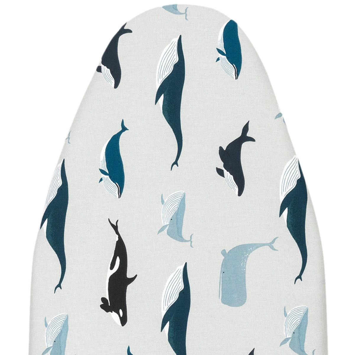 Whales Cover for Ironing Board by Sophie Allport