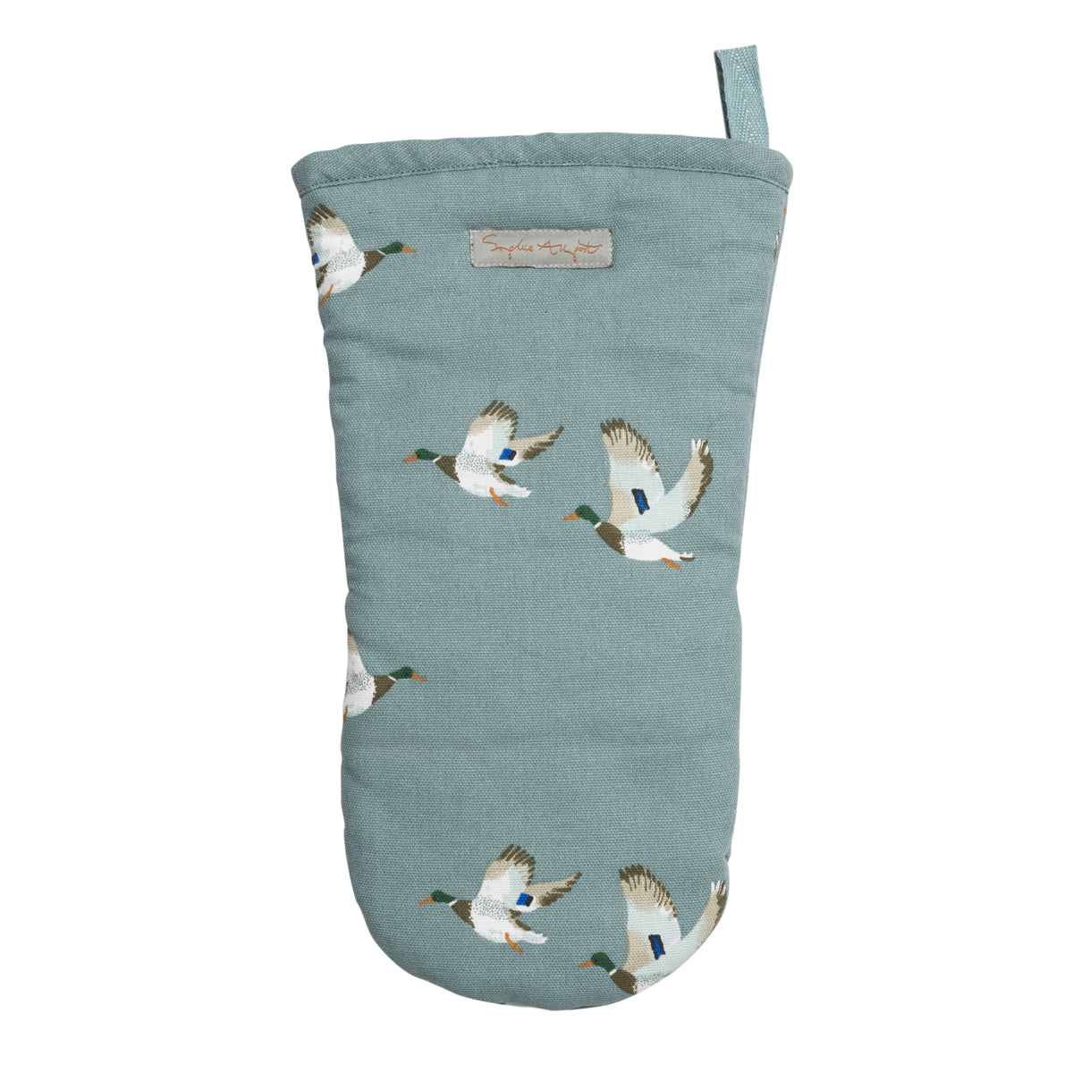 Ducks Oven Mitt by Sophie Allport