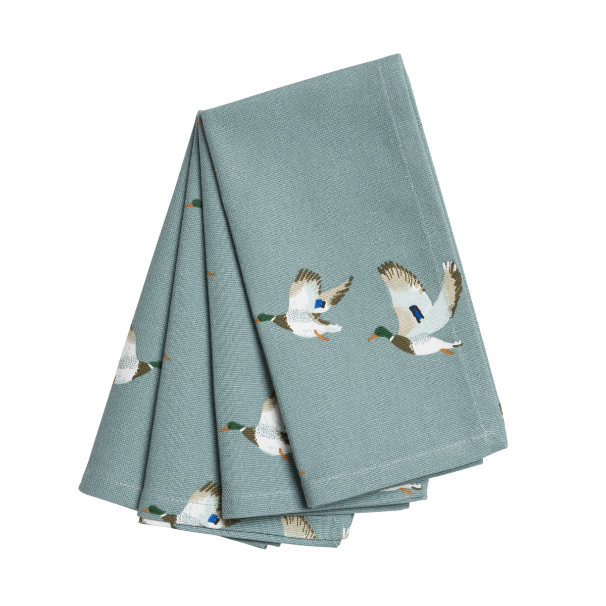 Ducks Napkins (Set of 4) by Sophie Allport
