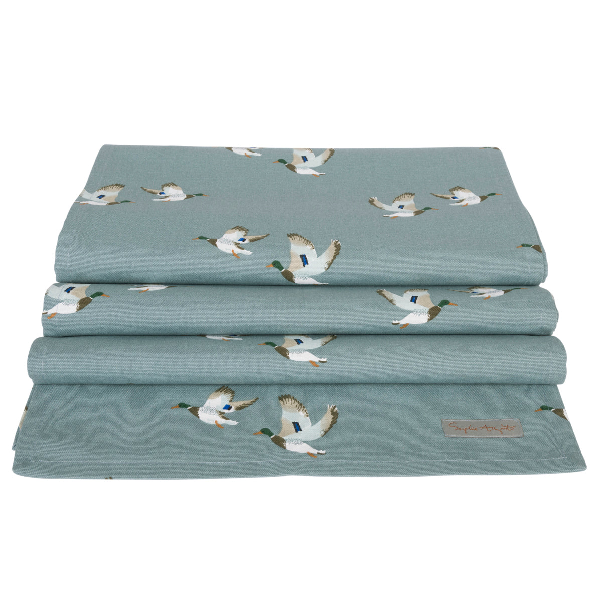 Ducks Table Runner by Sophie Allport